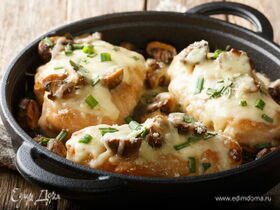 ПП-рецепт курицы с грибами