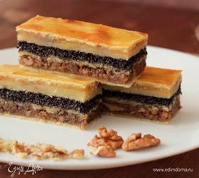 Флодни — венгерское пирожное