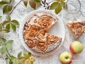 Яблочный пирог «Бабье лето»