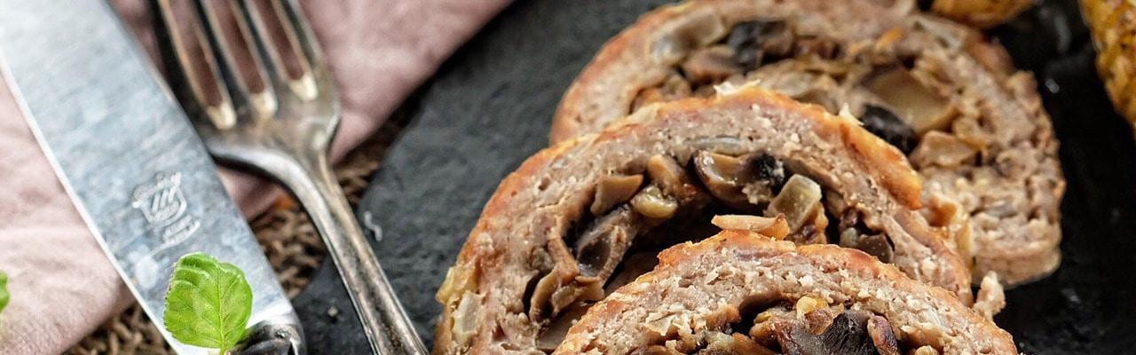 Блюда с мясным фаршем: 10 идей от «Едим Дома»