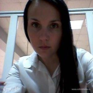 Анастасия Горинова