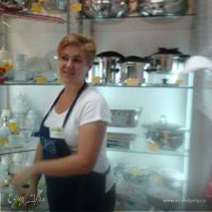 Lyudmila Golodnik