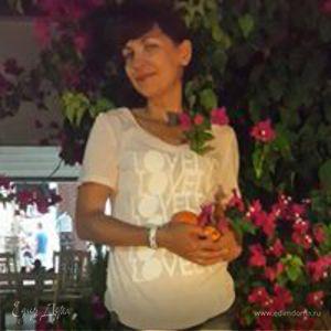 Жанна Пономарёва