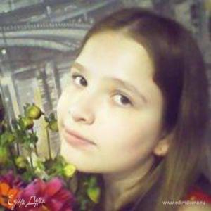 Ksenya Sheromova